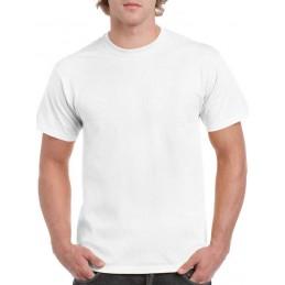 T-shirt uniwesalny kolor biały